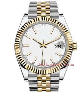 8 renk) 2019 Yüksek Kalite Lüks Safir 41mm 126333 Otomatik Mekanik Erkek Erkek Saat Saatler üst Moda Sıcak satış kol saatleri