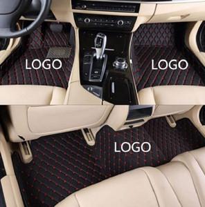 Geeignet für Acura TL 2004-2014 Benutzerdefinierte Luxus benutzerdefinierte Auto-Fußmatten