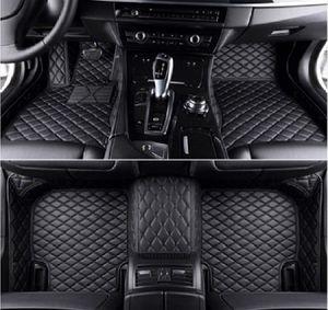 Cadillac-XTS CTS ATS CT6 SRX XT4 XT5 Escalade 2004-2020 Araç paspaslar için Uyumlar
