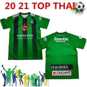 20 21 القمصان كلوب بروج الدائرة KV لكرة القدم المنزل الموحد بعيدا 2020 2021 بلجيكا بروج كرة القدم جيرسي VORMER VANAKEN دياتا