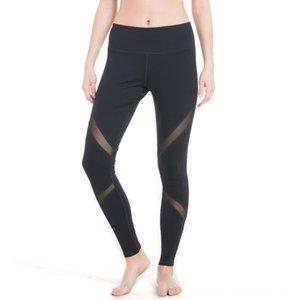 Ropa de deporte estiramiento de yoga ropa ajustada de secado rápido pantalones de la aptitud de la mujer pantalones de yoga Quanzhou