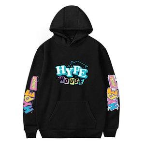 남성용 후드 스웨터 패션 풀오버 집 의류 숙녀 블랙 힙합 스웨터 est 커플 하라주쿠 재킷 탑 대형