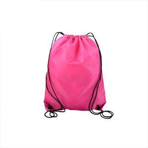 Promotional LOGO Printed Customized Drawstring Bags