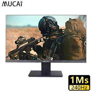 MUCAI 25 inch PC 240Hz monitor desktop computer game lcd display gamer HD Flat panel HDMI DP