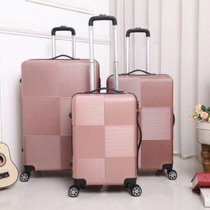 Tasarımcı Tekerlekli Çanta, Seyahat Bavul, 20 İnç İçin Erkek Ve Kız Öğrenci Yatılı Kutusu, Şifre Bagaj, Evrensel Direksiyon Deri Valis evPB #
