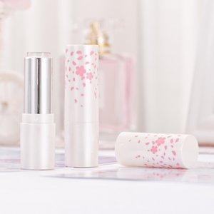 Mignon Belle Rouge à lèvres rose Fleurs Videz décoration à la main Tubes contenants de cosmétiques tubes à lèvres contenants vides