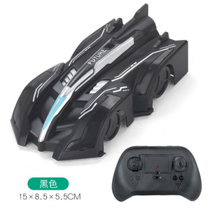 Hot Sale Infrared Remote Control Wall Climbing Car with Rechargeable Light Drift Stunt Car Suction RC Boy Gift 1908