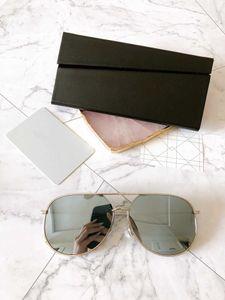 2020 New Arrival Pilot Sunglasses Retro Men women Design Oval Round Sunglasses Vintage Coating Mirrored UV400 HER SIZE:60-13-145mm