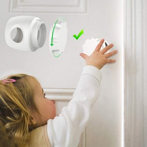 4 pack Door Knob Safety Cover, Baby Door locks, Baby Safety Door knob Cover
