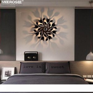1 Licht moderner Wand-Dekor Sconces Ligne Roset Neben Wandleuchte Acryl-Blumen-Form E14 E27 Wandleuchte für Schlafzimmer Aisle, Veranda