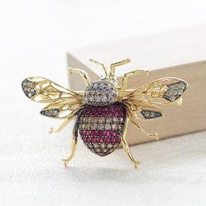 spilla Sole, Nube personalizzata Zhuang pietra intarsiato Bee Pin e insetti q1yKb nv fu Zhuang nv fu squisito wo tutti-partita B9pXS donna c Abbigliamento Uomo
