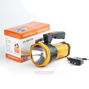 Newly LED Rechargeable Super Bright Searchlight Handheld Portable Spotlight