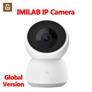 (Version internationale) Nouvelle youpin IMILAB Caméra IP 1296P 2K FHD intelligent Caméra WiFi Webcam couleur vision nocturne Caméra bébé Moniteur de sécurité