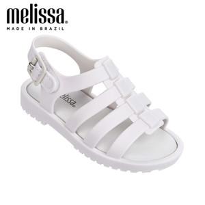 Mini Melissa Classic Roman Boys Girls Jelly Shoes 2020 Новая Летняя пляжная обувь Мелисса Сандалии Дети Сандалии Девушки Девочки Sandal C1002