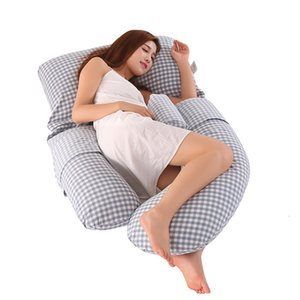 Maternity Sleep Pillow Pregnant Women Abdomen Waist Support Breastfeeding Nursing Pillows Maternal & Child Supplies Nap Cushions