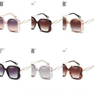 MoMu 39027 개 새로운 간단한 패션 일 여성의 패션 2019 브라질 태양 안경 선글라스 스타일 Tr7F7