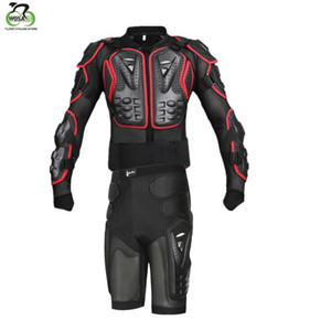 WOSAWE Moto Jakcet Motocross Racing Riding Full Body Armure Veste Spine poitrail Hip Pad Protector Ski Snowboard Skate