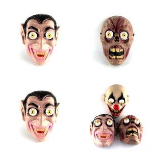 Sp1lJ Pour Masques Masques terroristes adultes moue Orror Effrayant Hallowmas alloween cosplay festival Parti drôle Mask Voorees Jason Mask YSY