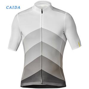 Caida 2020 Единственный путь вверх Велоспорт Джерси Велосипед Короткие Мужская Велоспорт Ciclismo Bicicleta Спортивная Майо Ciclismo дышащий