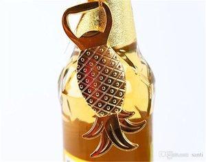 Питание Бар благосклонность партия золота Ананас бутылки Свадебный Бирс Открывашка
