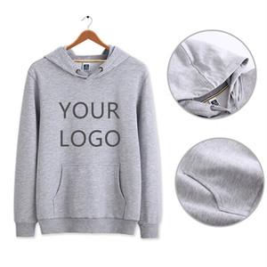 Düz Boş Sublime Toplu Sokak Stili Tişörtü Jumper erkek Hoodies Sweatshirt