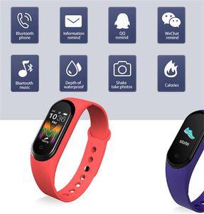 2020 M5 Sport Samsung montre intelligente Hommes Montre Bluetooth Fitness Tracker Wristband Appel Smartwatch de la inteligente reloj