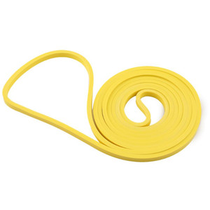 """Resistance Bands 208CM Natural Latex Rally Fitness Body Building 41"""" Thin Yoga Pull Rope"""