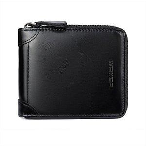 Мужские оптовые кошельки мужские с кожей LR4 Multi Wallet новые старинные искусственные монеты кошелек короткие клатча IPXDP