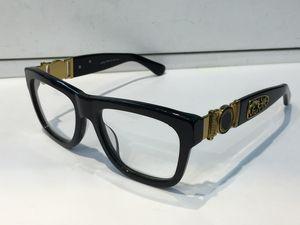 فاخر مصمم النظارات وصفة طبية نظارات 426 خمر نظارات إطار نظارات أزياء الرجال مع القضية الأصلية ريترو مطلية بالذهب