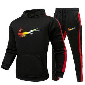 2021 pum Tasarımcı Joggers Eşofman Erkekler Sweatpants Erkek Giyim vücut Kazak Kazak Baskılı erkek kadın moda jogging yapan takım hoodies