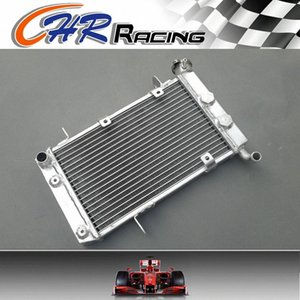 per LTZ400 KFX400 DVX4 2003 2004 2005 2006 2007 2008 di alluminio di zecca radiatore nuovo PBkl #