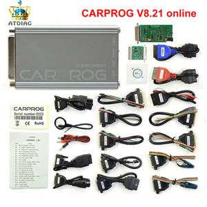 높은 품질 Carprog V8.21 온라인 버전 자동 복구 도구 CARPROG 전체 V8.21보다 나은 Carprog보다 V10.05 / V10.93 자동차 음식물