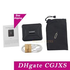 Longo Bateria Gps Rastreador Tk800b GPS do veículo Mercadorias Tracker com cair Alarm Prevenir Signal Blindagem Car Alarm System App gratuito