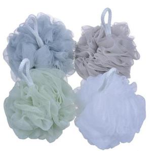 20pcs 60g Big Bath Shower Sponge Pufe loofahs malha Corpo Duche Bola Escova das costas Retirar mortas da pele escova de banho