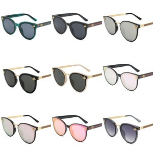 Colorful Sunglasses Men And Women Polarized Sunglasses Safe Driving Antireflection Sunglass Eye Wear Male SunGlasses UV400 6 Color#144