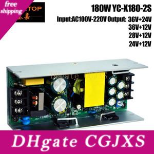 Óptimas 180w llevó la iluminación de la etapa de potencia de suministro 150 Transformador de voltaje 12v 24v / 12v 28v / 36v 12vv / 24v 36v Salida Para Araña Luz