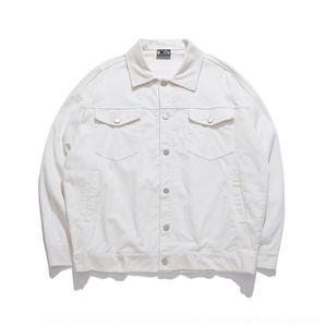 BMySu QceNW новая мода 2020 LawFoo осень / зима бренд мужской сплошной цвет Wick куртки отворот вельвет куртки мужские пальто