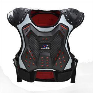 2sFCV 2019 Protective Motorrad Kinderbekleidung Neue Jiajun Kinderbekleidung Motorradfahren rüstung Langlauf- Brust protec