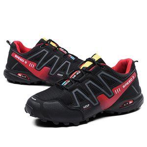 cross country di scarpe da trekking antiscivolo resistente all'usura in esecuzione scarpe sportive nuove scarpe da tennis traspirante