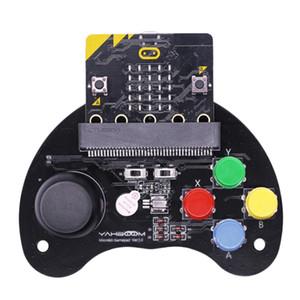 Для Micro: Бит Робот рукоятки управления игрой джойстик Стволового Образования Graphic Программируемых ручек игры Machine игрушка (без Micro: Bit)