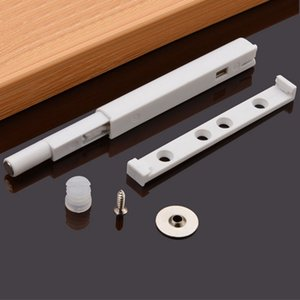 Protect Damper Buffer Cabinet Catch Home Magnetic Tip Door Push Open Drawer