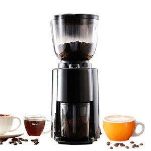 Kahve değirmeni elektrik tam otomatik ticari kahve değirmeni ev makinesi baharat aracı