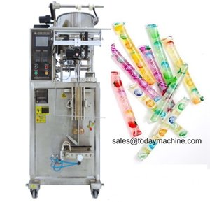 Flowability Liquid Stick Packaging Machine Juice, Water, Jelly, Ice pop, ice lolly