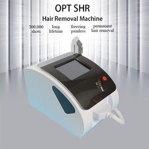 2020 nouveau design bas prix Portable Opt Épilation au laser IPL SHR professionnelle permanente Photon Épilation