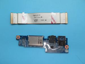 "Для Lenovo Yoga-14 80JH 14"" Audio USB Card Reader Board кабель NS-A383"