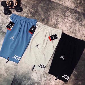 2020 Version Coréenne des pantalons de cinq cents hommes imprimer de sport classique pantalon ample en pur coton hommes de mode Yankees et des femmes