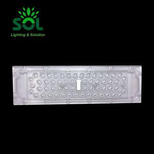 Yüksek Bay Işık 90 Derece Led 3030 SMD COB LED Mercek 56 1 LED'ler