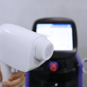 808nm diode hair depilation 808nm diode laser professional laser hair removal portable 300w 808nm depilation machine