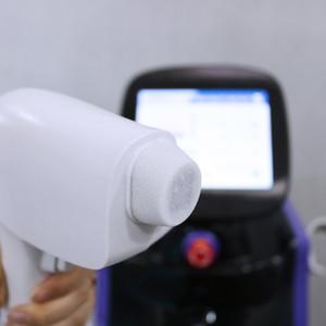 808nm diode hair depilation 808nm diode laser professional laser hair removal portable 300w 808nm depilation machine