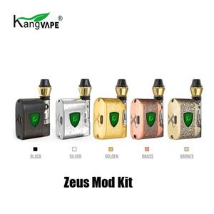 Authentic Kangvape Zeus Starter Kit 450mAh Vape Box Mod bateria para 510 fios grossos cartuchos de petróleo Carrinhos 100% Original